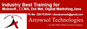 Arrowsol Technologies