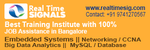 real time signals technologies pvt training institute