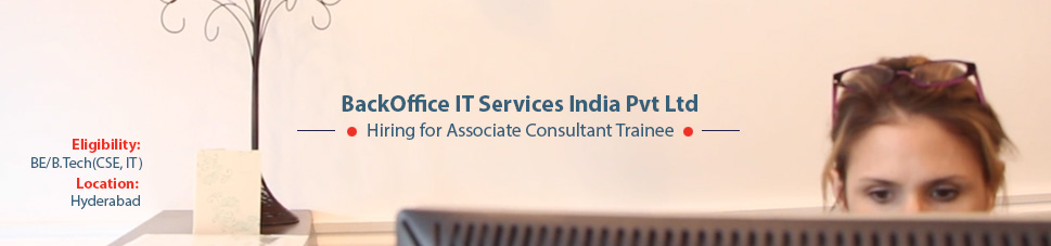 BackOffice IT Services India Pvt Ltd