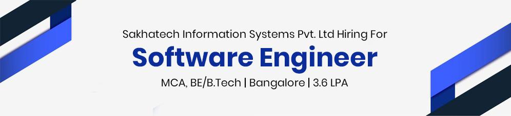 Sakhatech Information Systems Pvt. Ltd