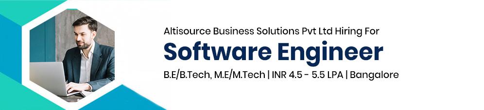 Altisource Business Solutions Pvt Ltd