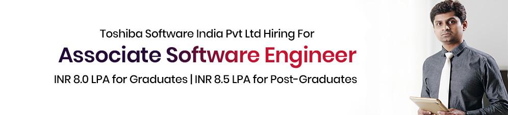 Toshiba Software India Pvt Ltd