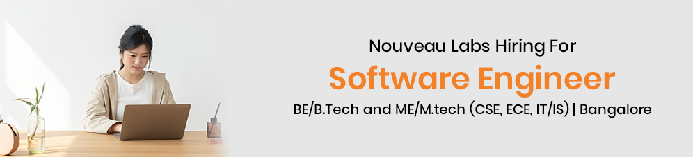 Nouveau Labs Pvt Ltd
